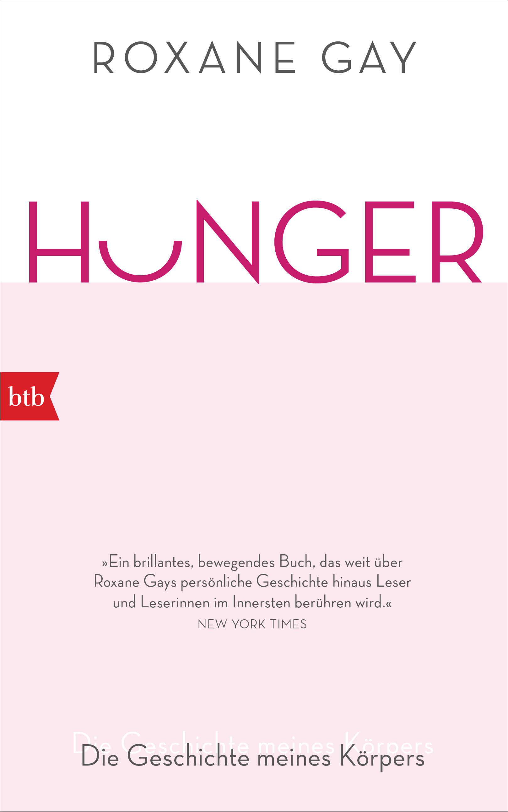 Cover Gay HUNGER